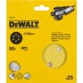 Круг шлифовальный 150мм К60 DeWalt DT 3132