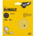 Круг шлифовальный 150мм К180 DeWalt DT 3136