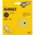 Круг шлифовальный 150мм К240 DeWalt DT 3137
