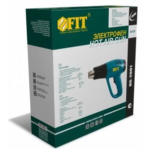 Фен технический FIT HG-2001 80606