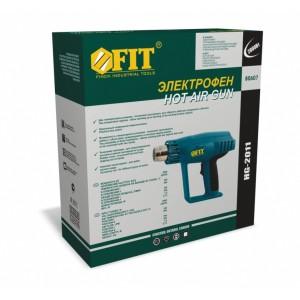 Фен технический FIT HG-2011 80607